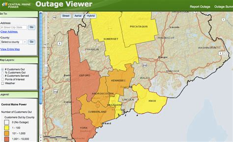 Bay Area Power Outage fallen tree   knox county power outages penbay pilot 800 x 490 · jpeg