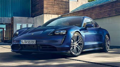 porsche taycan official video roundup  worth watching
