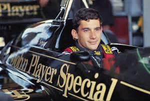 Ayrton Senna is regarded as one of the world's greatest drivers ... Senna