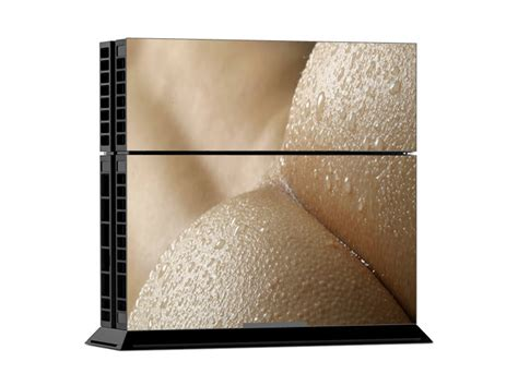 Ps4 White Light by Sony Ps4 Skin Tushy