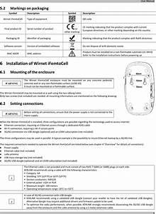 Kerlink Klk915wifc Lora Gateway For Iot Chain User Manual