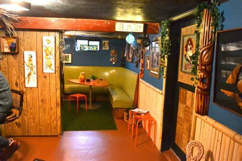 Tacoma Tiki Bar by Home Tiki Bar Spotlight 40 The Drunken Flamingo Bar And