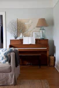 Decorating with Upright Piano