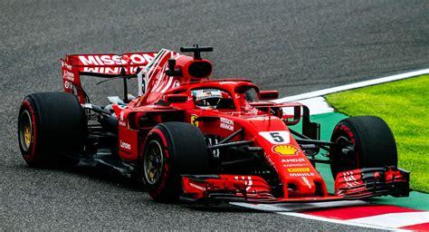 ferrari updates formula  livery  rest   season