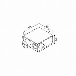 Vmc Simple Flux Autoréglable : kit microgem autoregrable ultra plate avec bouches vmc ~ Edinachiropracticcenter.com Idées de Décoration