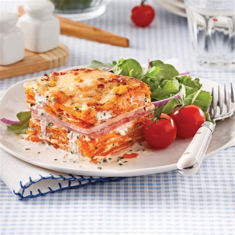 gratin étagé à la courge recettes cuisine et nutrition