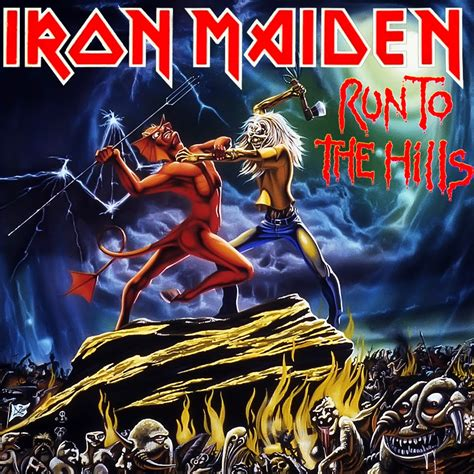 Riddle Of SteeL - MetaL Music: Iron Maiden - Run To The ...