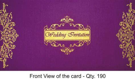 Pakistani Wedding Invitation Cards Designs