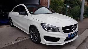 Mercedes Cla Blanche : mercedes cla 180 cdi fascination 7g dct pack amg 4s concept rouen ~ Melissatoandfro.com Idées de Décoration