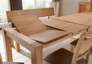 Tisch Wildeiche : tisch esstisch sabine 180x100 cm mit auszug kernbuche oder ~ Pilothousefishingboats.com Haus und Dekorationen