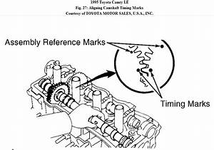 I Have 95 Camry Replace Head Gasket Cam Gears Do Not Have