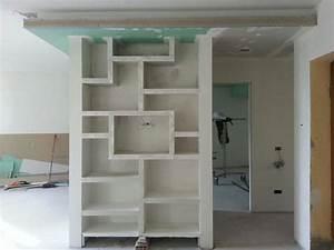 Mobili Per Ingresso In Cartongesso ~ Design casa creativa