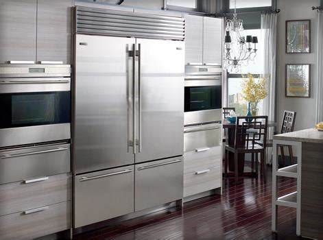 refrigerator wolf   dallas texas