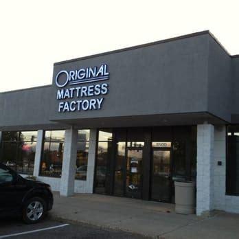 original mattress company the original mattress factory 11 photos mattresses