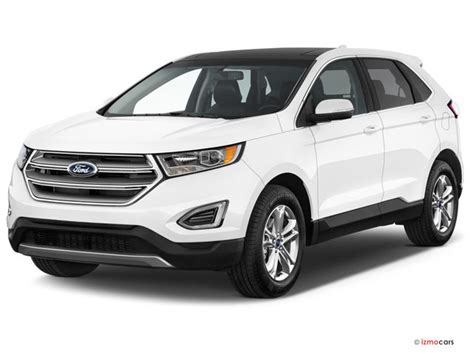 2016 Ford Edge Prices, Reviews And Pictures