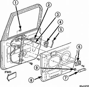 Instructions To Replace Inside Latch On Drivers Side Door