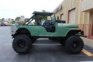 Lifted Jeep Cj6