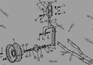 Front Gauge Wheel  A11  - Rake  Hay John Deere 660