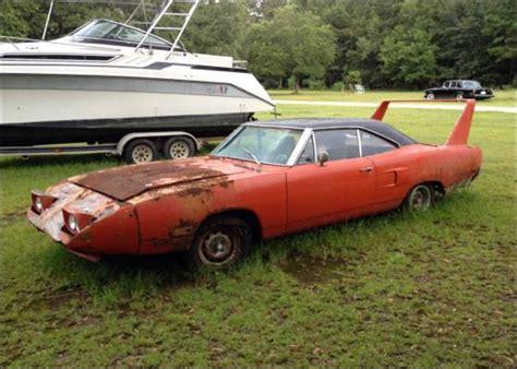 Plymouth Daytona For Sale by Barn Find 1970 Plymouth Superbird On Craigslist Mopar