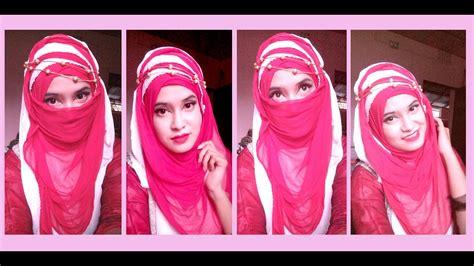pohela boishakhi hijab  niqab style   orna youtube