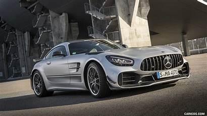 Amg Mercedes Gt Pro Silver Benz Designo