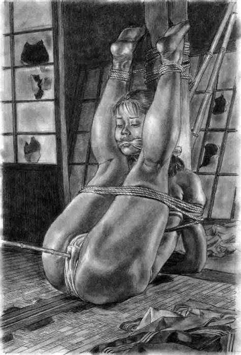 568364687 Porn Pic From Japanese Bondage Art Drawings