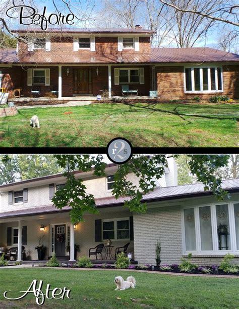 best 25 brick house trim ideas on brick house