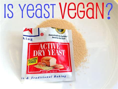 is yeast vegan is yeast vegan cadry s kitchen