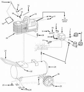Campbell Hausfeld Mt500106 Parts Diagram For Air