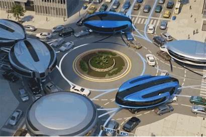 Transport Transportation Future Gyroscopic Concept Insaat Dahir