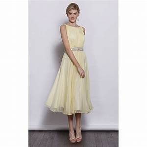 fashion light yellow bridesmaid dresses 2016 simple boat With yellow wedding guest dress