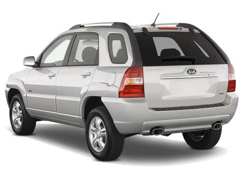 suv kia 2008 2008 kia sportage kia midsize suv review automobile