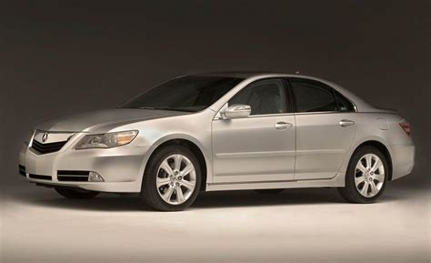 2009 Acura Rl Car Photos Catalog 2018