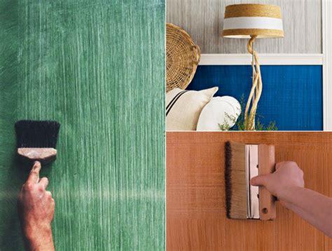 Wandgestaltung Ideen Fuer Eine Moderne Wandgestaltung Mit Farbe by Wand Streichen Ideen Mit B 252 Rsten F 252 R Moderne