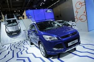 Nouveau Ford Kuga 2017 : ford kuga 2016 nouveau syst me multim dia sync 2 l 39 argus ~ Nature-et-papiers.com Idées de Décoration