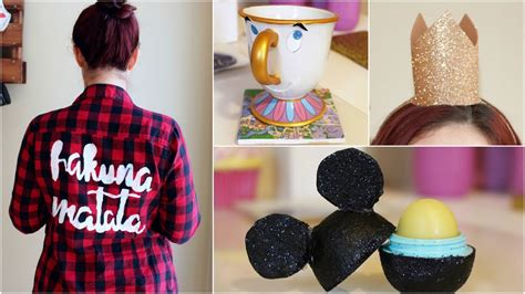 cheap  easy disney diy crafts  pinterest inspired
