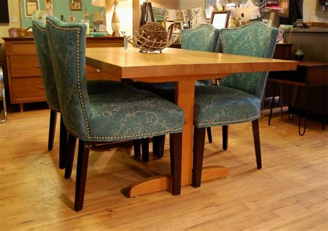 Butcher Block Kitchen Table And Chairs  Marceladickcom