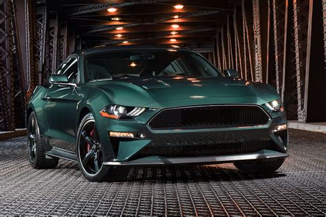 Ford Concept Cars 2019-2020 Ford Mustang