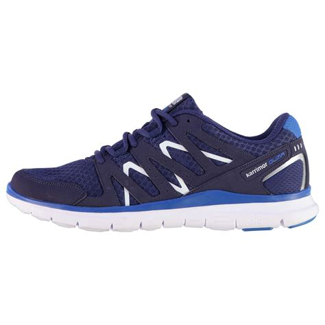karrimor duma running shoes mens navy blue trainers sneakers sports shoes ebay