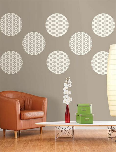 Wandgestaltung Kinderzimmer Kreise by 13 Kreative Wandgestaltung Ideen Zum Nachmachen