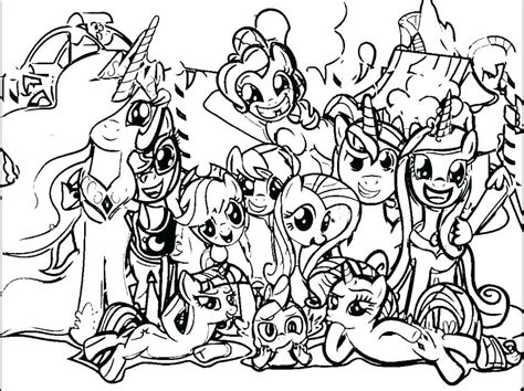 pony coloring pages games  getcoloringscom