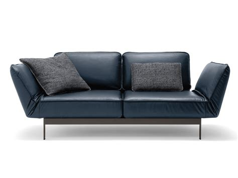 Sofa Rolf by Mera Leather Sofa Mera Collection By Rolf Design