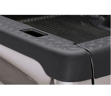 bushwacker 49501 49505 bed rail caps tailgate cap for silverado w 96 quot bed ebay