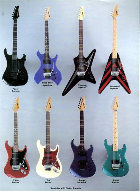 Guitar: Kramer Guitars
