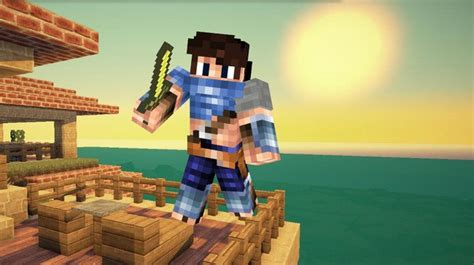 Skin Yasuo League Of Legends Cho Minecraft