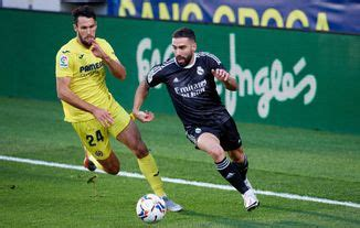 VIDEO Villarreal vs Real Madrid Highlights Goals
