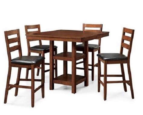 better homes and gardens 5 counter height dining set