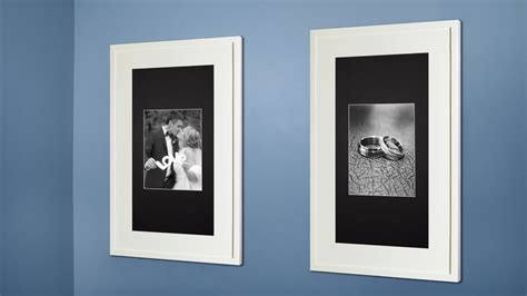 concealed cabinet  concealed recessed picture frame
