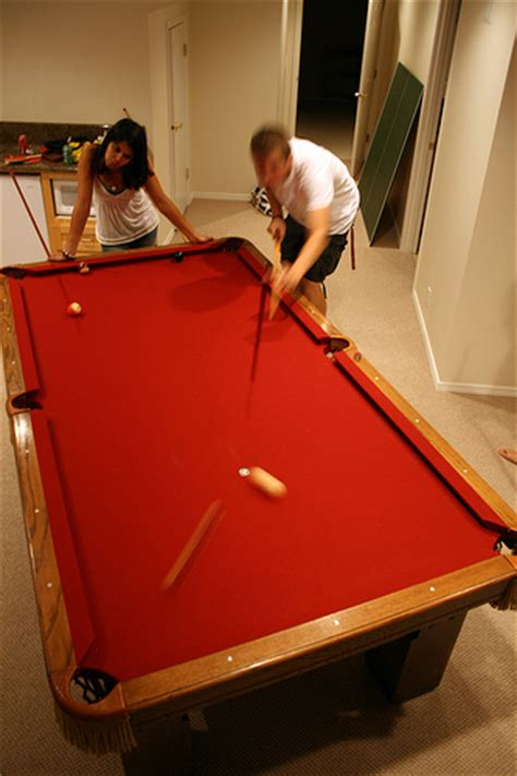 pool table in a small room angled pool table position in small room