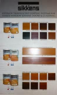 sikkens cetol srd color chart